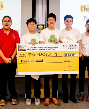 How We Won the Grand Prize at the Social Startup Challenge 2018
