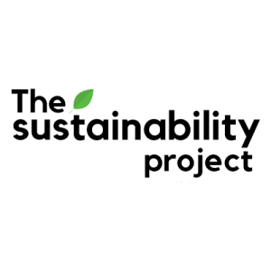the sustainability project logo